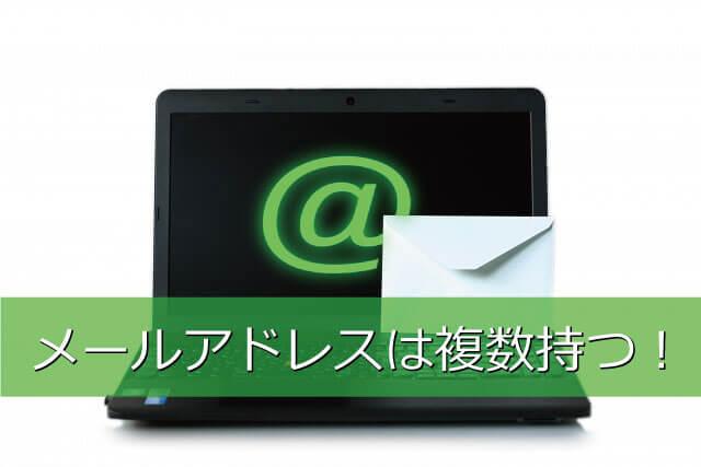 登録メールアドレス